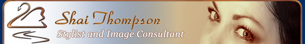 Shai Thompson Image Consulting - Vancouver Island and the BC West Coast - Victoria, Nanaimo, Duncan, Vancouver